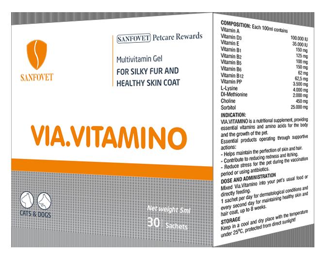 Via.Vitamino (Gel)