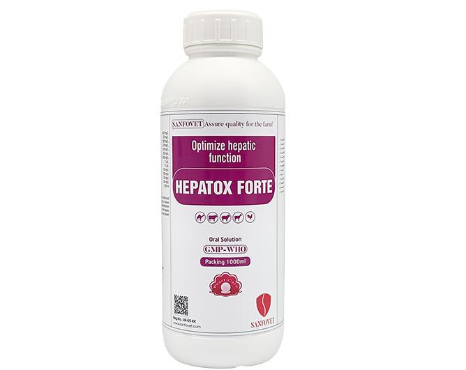 Hepatox Forte (SA)