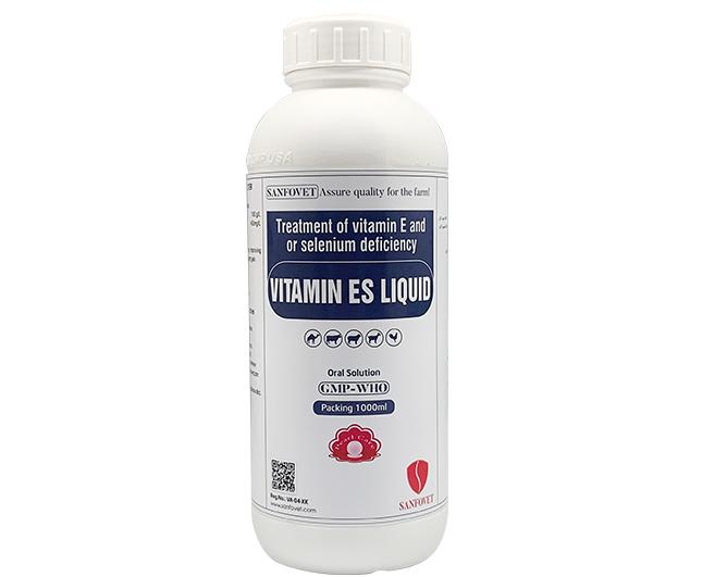 Vitamin ES Liquid (SA)