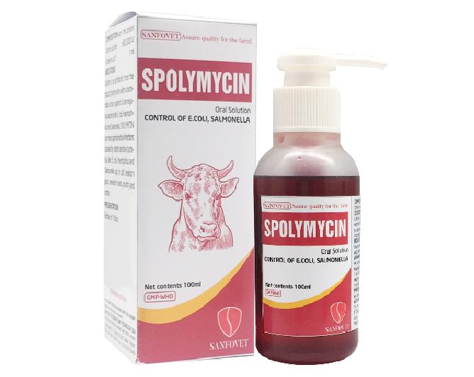 SPOLYMYCIN