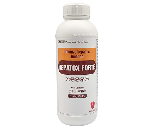 Hepatox Forte (UAE)