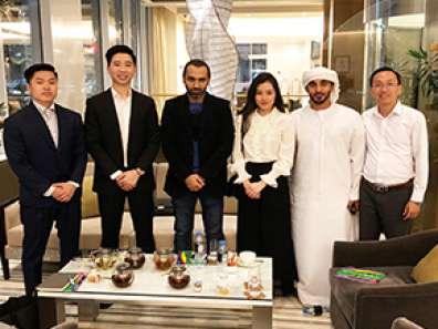 SANFOVET to attend VIV MEA 2018 & visit partner in Abu Dhabi